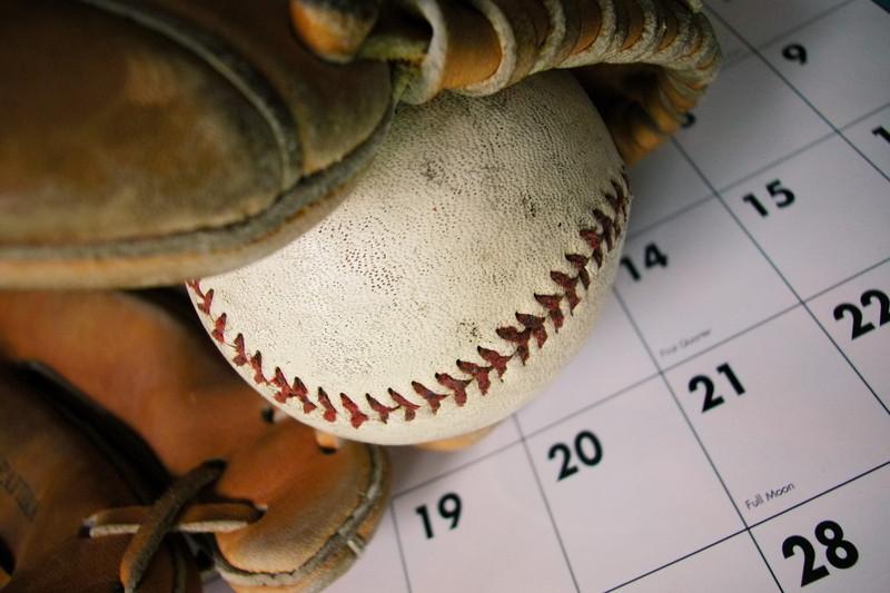 野球 カレンダー